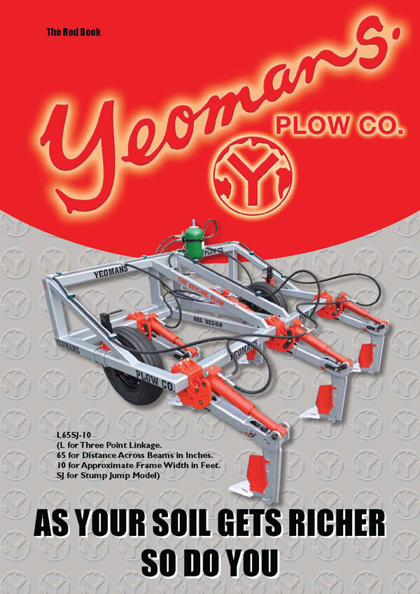 Yeomans plow